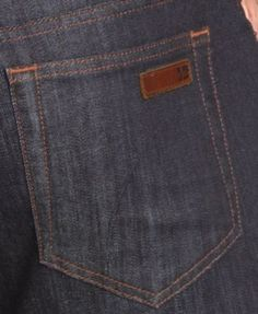 Joe's Jeans Men's Classic Fit Straight Leg Jeans, Dakota - Blue 36