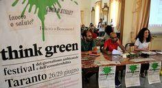 Think Green, il festival del giornalismo ambientale