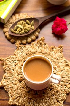 Masala Chai Recipe or Masala Chai - an ancient Indian blend of spices mixed as a concoction in tea for the best flavor and aroma in your daily tea. Indian Drinks, Masala Tea, Chai Recipe, Tea Powder, India Food, I Love Coffee, Chocolate Coffee, Spice Mixes, Tea Recipes