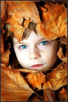 Autumn Blues by Ji-Owon - Happy October Everyone!