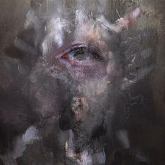 henrikaau's photo on Instagram Henrik Uldalen, Master Class, The Darkest, Art Drawings, Instagram Posts, Portraits, Painting, God, Contemporary