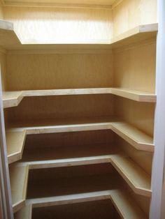 How To Build Corner Floating Shelves Home Basement