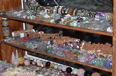 Bijuterii cu pietre semipretioase magazin Crystal