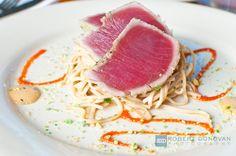 Tuna plating