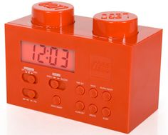 LEGO Brick Radio Will Keep You Awake During Those Long Build Sessions - Geek Beat Technology News