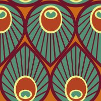 Groups / ART DECO STYLE / Conversations / Art Deco Patterns :: COLOURlovers