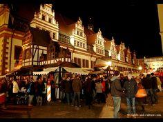 Christmas market Leipzig