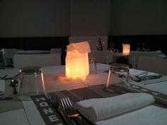 Le luci ed i colori...Bianco nell'animo che sa di sale...