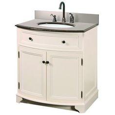 30 Bathroom Vanity With Top Canada foremost international - hawthorne 30 inch vanity - hana3021d