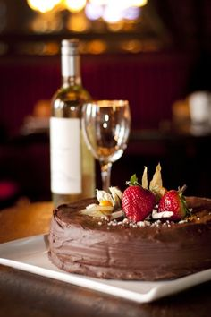 Try our Death by Chocolate Cake. Death By Chocolate Cake, Panna Cotta, Baking, Ethnic Recipes, Food, Dulce De Leche, Bakken, Essen, Meals