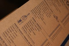 Diseño carta de vinos para taberna andaluza The Menu, Raul Perez, Menu Layout, Restaurant Menu Design, Menu Boards, Print Finishes, Layout Design, Personalized Items, Creative