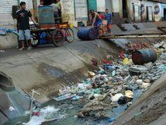Contaminación ambiental en la frontera Perú - Ecuador