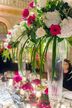 Flowers and Grasses in Vases, Accent Decor | AD   the 2014 ACCP Conference | @accentdecorinc