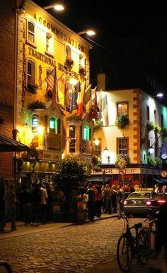 Dublin, Ireland nightlife