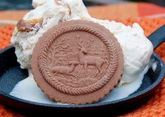 Stag And Doe Deer Springerle Cookie Mold