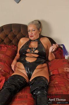 April thomas granny british