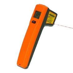 http://termometer.dk/termometer-r13808/ir-termometer-r13827/cir438-ir-termometer-med-max-visning-og-d-s-08-01-30-15-CIR438-r36356  CIR438 IR termometer med Max-visning og D: S 08:01  CIR438 er en meget populær IR-termometer med lasersigte måler mellem - 35 ° C op til + 365 ° C.  Meget praktisk til måling af temperaturen af varme genstande eller flytte objekter fra en sikker afstand. Typiske applikationer i HVAC, teknik, egenkontrol, HACCP, motorsport, etc...