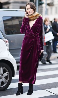 How to Dress for the Holidays If You're a Minimalist via @WhoWhatWear