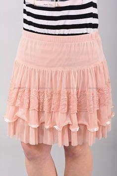 Юбка Б9546 Размеры: 40-48 Цена: 140 руб.  http://odezhda-m.ru/products/yubka-b9546  #одежда #женщинам #юбки #одеждамаркет