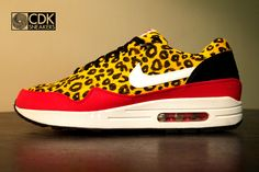 Nike Air Max 1 EM – Fashion Killa Custom