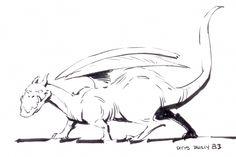 Lockheed - Paul Smith Comic Art