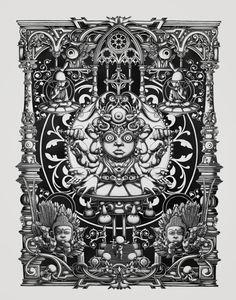 Les oeuvres impressionnantes de Joe Fenton