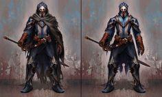 fantasy samurai armor - Google Search