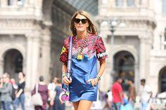 Spring street trend 2015 men, women | milan-women-fashion-week-spring-summer-2015-street-style-20