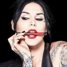 Project Chimps Everlasting Liquid Lipstick - Kat Von D | Sephora
