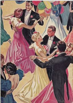 Let's Dance, 1937