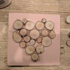 What can you do with mini birch slices? Plenty!
