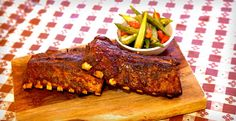 Georgia's Eastside BBQ's Monday Night All-You-Can-Eat Ribs