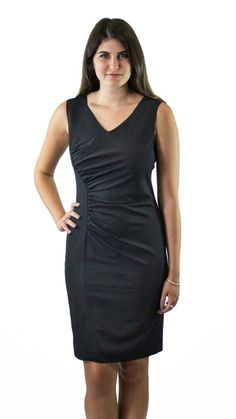Magaschoni New York Ruched Dress