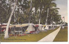 A Trailer Camp Down Florida Way
