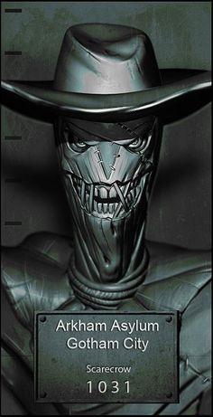 Pixologic ZBrush Gallery: Scarecrow