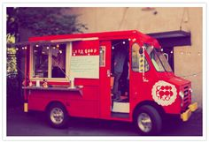 Who doesn't love a food truck wedding?