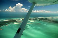 Mother daughter vacation in the keys...priceless.  Flying over storms,,,breath taking