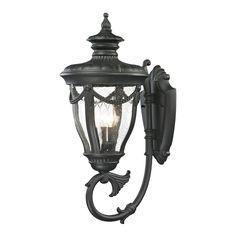 Anise 3 Light Wall Lantern