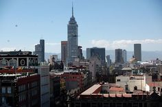 México Empire State Building, New York Skyline, Places, Travel, Latin America, Places To Visit, Cities, Viajes, Destinations