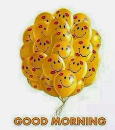 Smile Balloon Good Morning smile balloon good morning good morning quotes good morning sayings good morning image quotes image quotes for morning Latest Good Morning Images, Good Morning Picture, Good Morning Friends, Good Morning Flowers, Good Morning Greetings, Good Morning Good Night, Morning Pictures, Good Morning Wishes, Morning Hugs