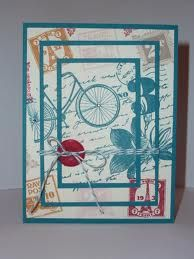 postage due stampin up - Google Search