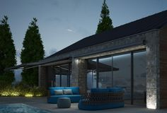 ShadeFLA has turned to these modern, sleek and functional lateral arms, by ShadeLab and SunAir to provide its clients with the latest in shade Arms, Shades, Led, Outdoor Decor, Modern, Quote, Home Decor, Products, Quotation