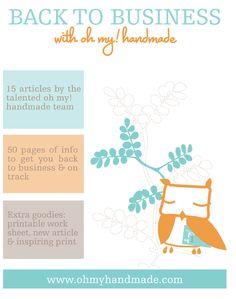 Great blog for handmade businesses