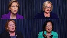 Women senators say #MeToo, reveal stories of sexual harassment