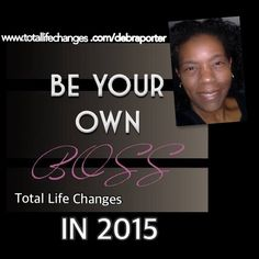 """Be Business Minded in 2015 """"Be Your Own Boss"""" to build your financial portfolio. If you're like me you support everyone else's vision and forget that you have one; and you deserve to be financially healthy too. Don't wait any longer... It's your turn now to build your finances and be healthier. Join My Team: Text me @415-985-6790. We are all winners in 2015! Dream Again... #StartYourOwnBusiness #GetSkinnTea #GetHealthTea #EntrepreneurIn2015"""