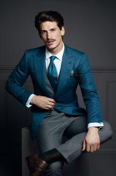 01cdf907d9c4 Francesco Smalto collection Automne  Hiver 2013-2014 Blog Mode Homme, Mode  Masculine,
