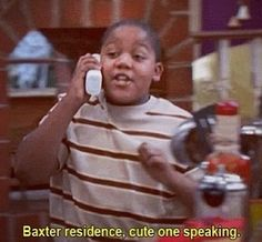 Lol! I miss That's So Raven :(