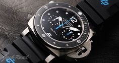 PANERAI  Luminor Submersible 1950 3Days Chrono Flyback Automa