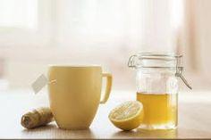 Jengibre con limón p