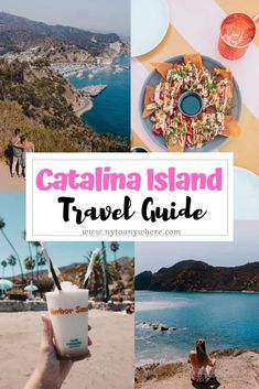 Travel Guide : Things to do in Catalina Island // How to get there / where to stay / travel tips to this island off the California Coast #catalinaisland #california #westcoast #usaisland #travelguide